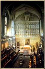 Chapel at Magdalen College